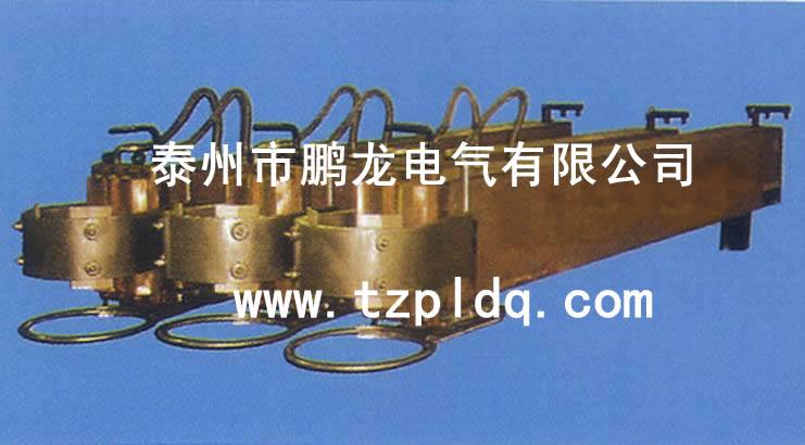铜钢复合板型导电